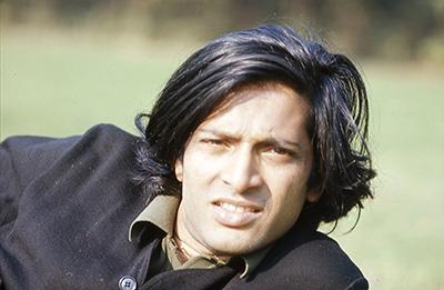 Amancio D'Silva c 1972